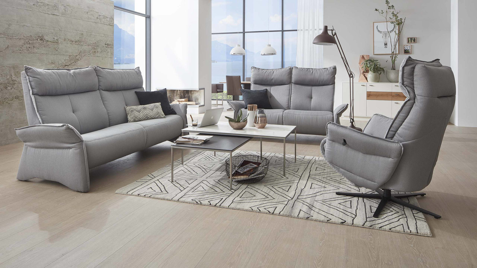 Sofa Struktur. Bright Design Riess Ambiente Sofa Ecksofa Mit Hocker ...
