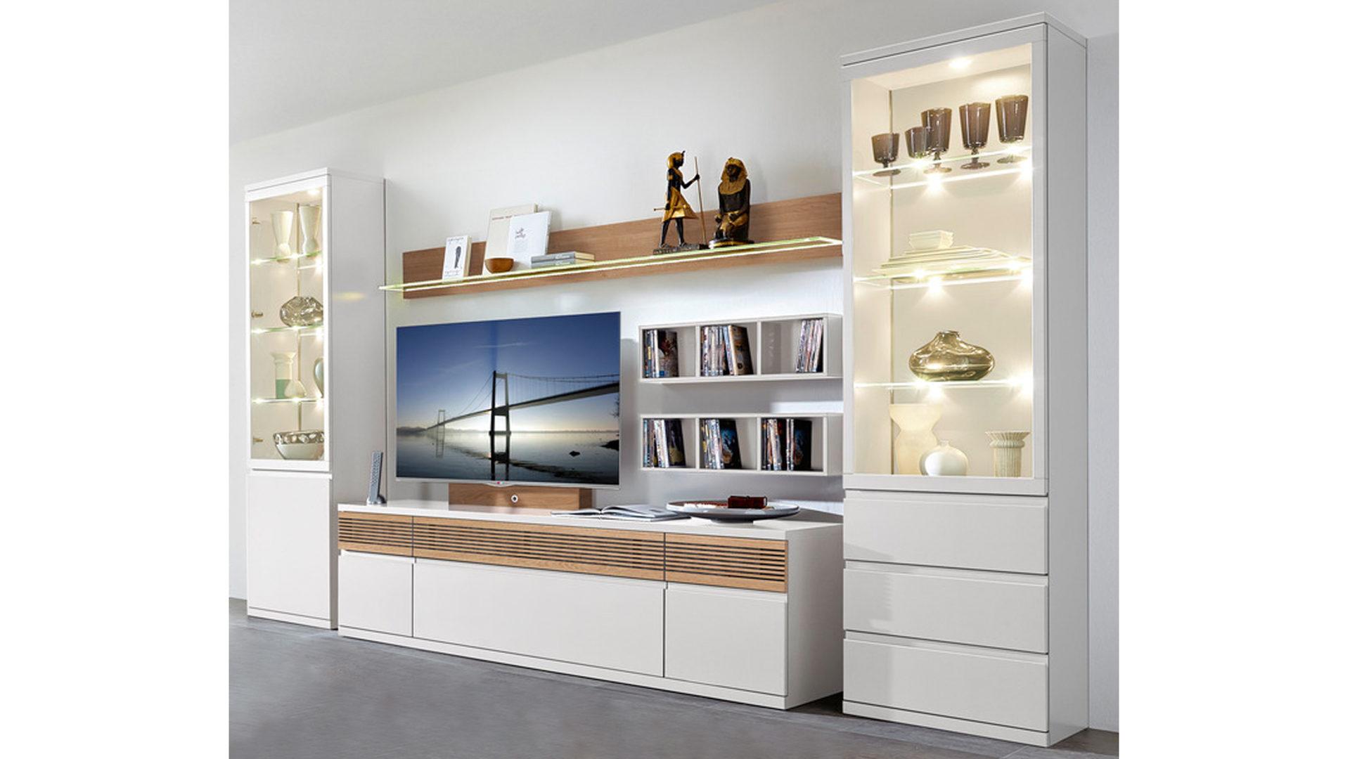 Möbel Frauendorfer Amberg, Räume, Wohnzimmer, Schränke + Wohnwände ...