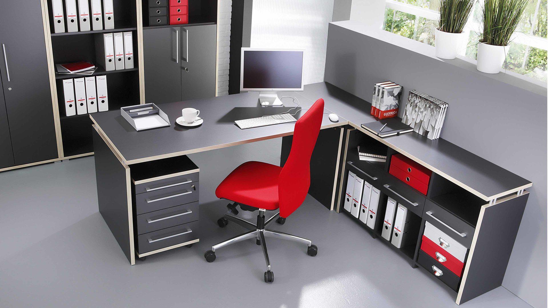 Möbel Frauendorfer Amberg | Räume | Arbeitszimmer | Schreibtische ...