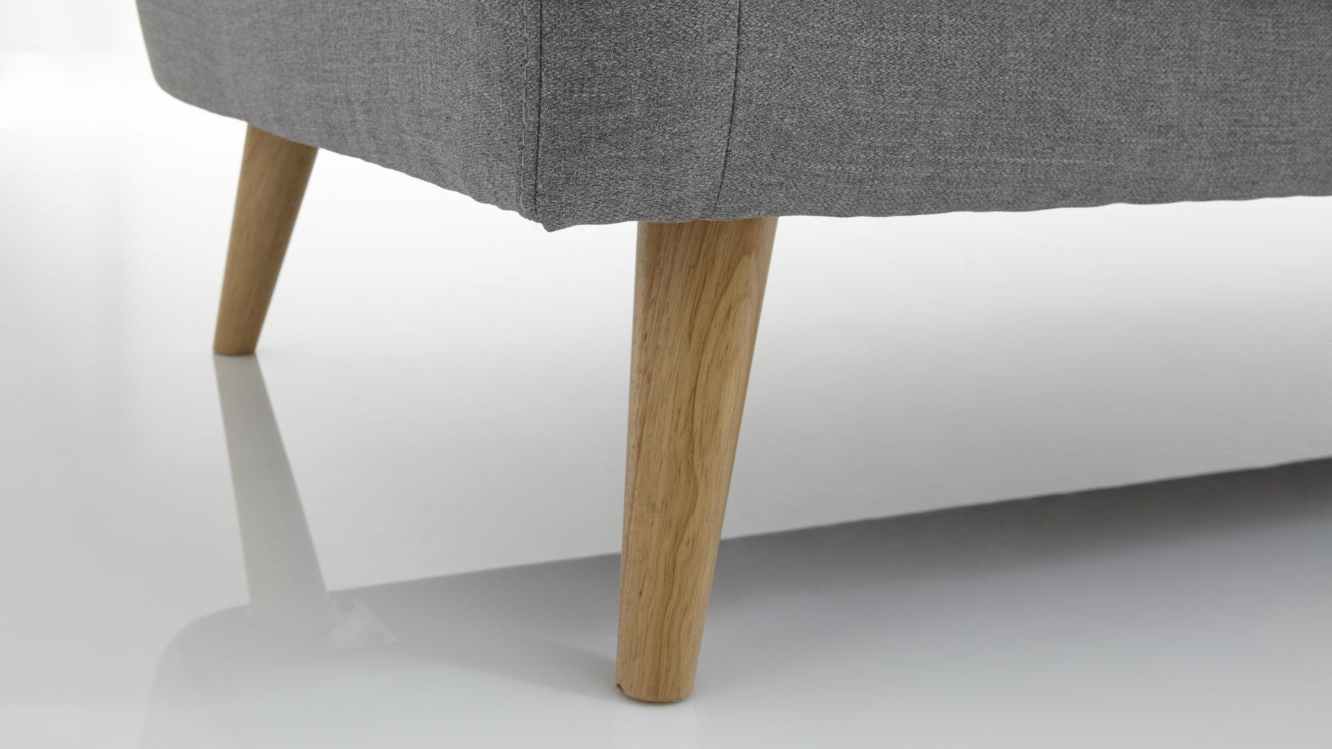 Möbel Frauendorfer Amberg, 3-Sitzer, 3-Sitzer Sofa im Retro-Stil ...