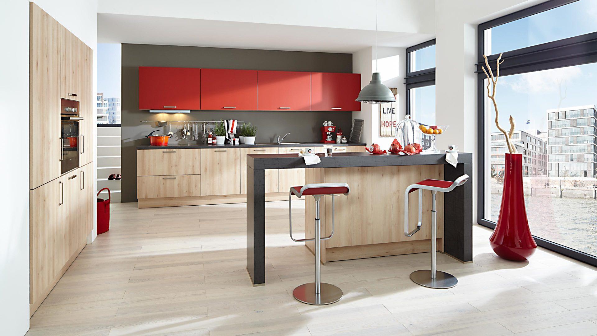 Möbel Frauendorfer Amberg | Räume | Küche | Einbauküche mit ...