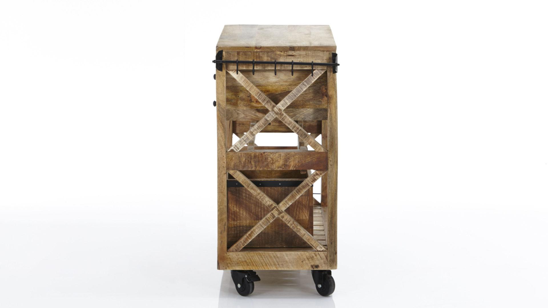 Fantastisch Küchenwagen Mit Mülleimer Ideen - Ideen Für Die Küche ...