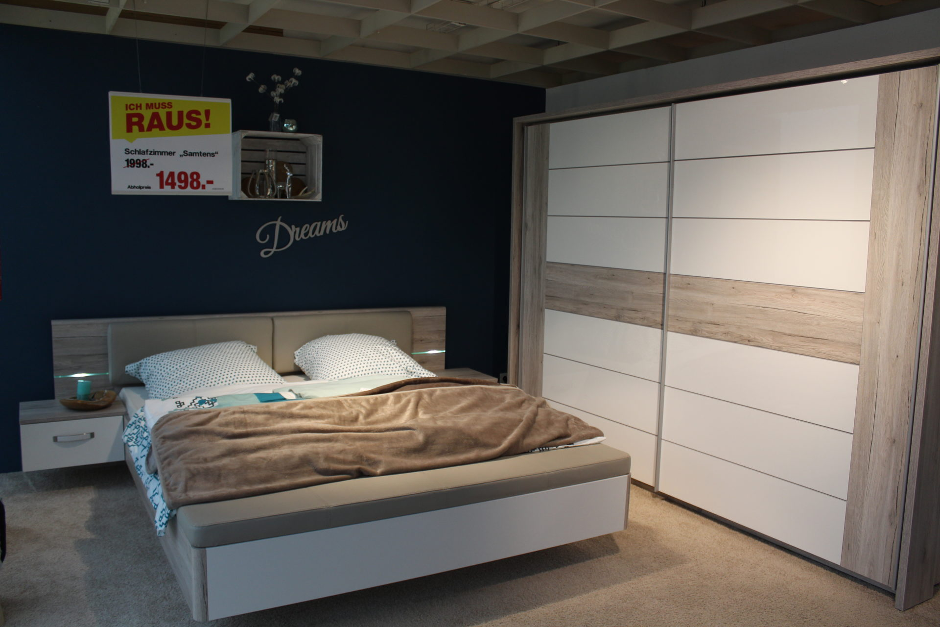 Möbel Frauendorfer Amberg ABVERKAUF Schlafen Schlafzimmer - Abverkauf schlafzimmer